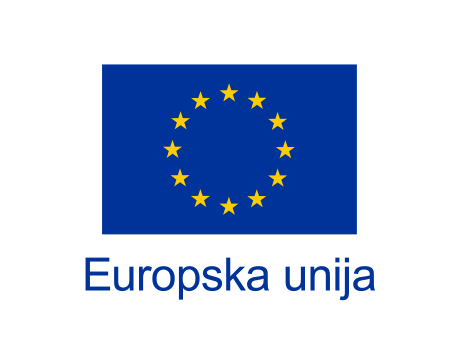 EU Flag and logo